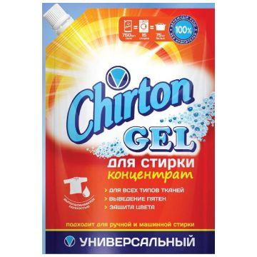 Гель для стирки ChirtonГель для стирки Chirton концентрат Универсальный 750 мл (мягкая упаковка)<br>