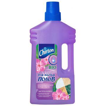 Чистящее средство для мытья пола ChirtonЧистящее средство для мытья пола Chirton Многофункциональное Утренняя роса 1000 мл<br>