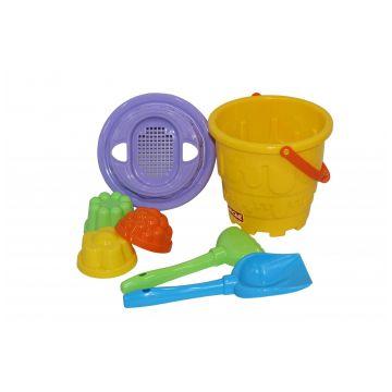 Игровой набор ПолесьеИгровой набор Полесье №522 для песка 51752, возраст от 3 лет<br><br>Возраст: от 3 лет