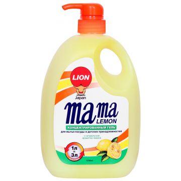 Средство для мытья посуды Mama LemonСредство для мытья посуды Mama Lemon Лимон 1 л<br>