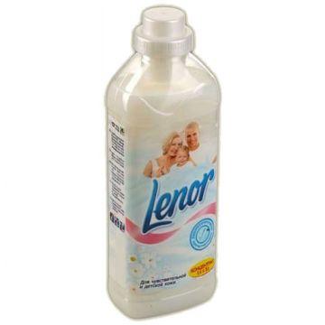 Кондиционер для белья LenorКондиционер для белья Lenor для чувствительной и детской кожи концентрат 1 л, объем, 1л.<br><br>Объем, л.: 1