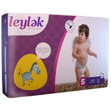 Подгузники LeylеkПодгузники Leylеk размер XL (12-25 кг) 44 шт, в упаковке 44 шт., размер XL (BIG)<br><br>Штук в упаковке: 44<br>Размер: XL (BIG)