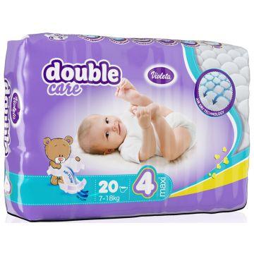 Подгузники VioletaПодгузники Violeta размер L (7-18 кг) 20 шт, в упаковке 20 шт., размер L<br><br>Штук в упаковке: 20<br>Размер: L