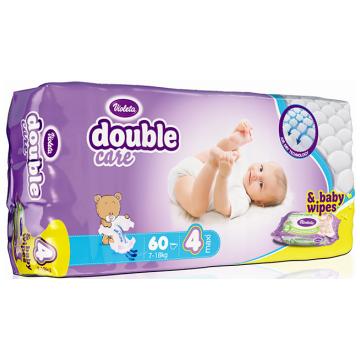 Подгузники VioletaПодгузники Violeta размер L (7-18 кг) 60 шт, в упаковке 60 шт., размер L<br><br>Штук в упаковке: 60<br>Размер: L