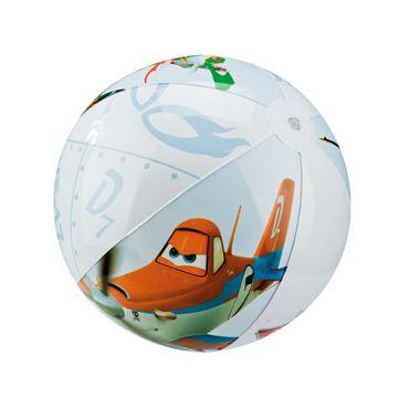 Мяч надувной IntexМяч надувной Intex Planes от 3 лет 61см 58058NP, возраст от 3 лет<br><br>Возраст: от 3 лет