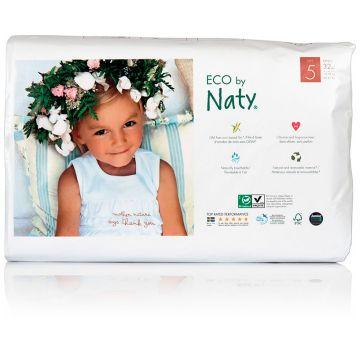 Трусики NatyТрусики Naty размер 5 (12-18 кг) 32 шт, в упаковке 32 шт., размер XL (BIG)<br><br>Штук в упаковке: 32<br>Размер: XL (BIG)