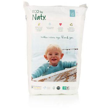 Трусики NatyТрусики Naty размер 4 (8-15 кг) 36 шт, в упаковке 36 шт., размер L<br><br>Штук в упаковке: 36<br>Размер: L