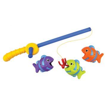 Игрушка для купания K`s KidsИгрушка для купания K`s Kids Время рыбалки KA693, возраст от 2 лет<br><br>Возраст: от 2 лет