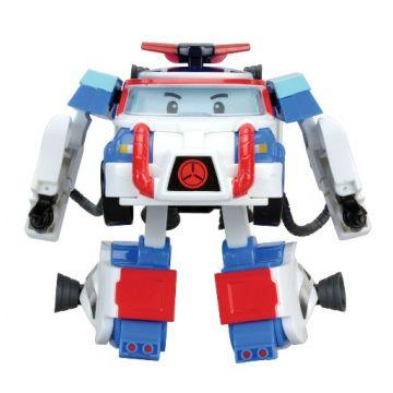 Игрушка Robocar PoliИгрушка Robocar Poli Поли трансформер 10 см + костюм астронавта 83311, возраст от 3 лет<br><br>Возраст: от 3 лет
