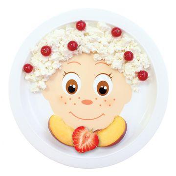 Тарелка детская LubbyТарелка детская Lubby Фантазерка 260 мл. от 6 мес, возраст 3 ступень (6-12 мес)<br><br>Возраст: 3 ступень (6-12 мес)