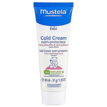 Колд-крем MustelaКолд-крем Mustela Bebe 40 мл<br>