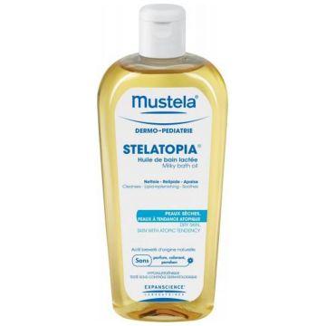 Масло для ванны MustelaМасло для ванны Mustela baby Stelatopia флакон 200 мл<br>