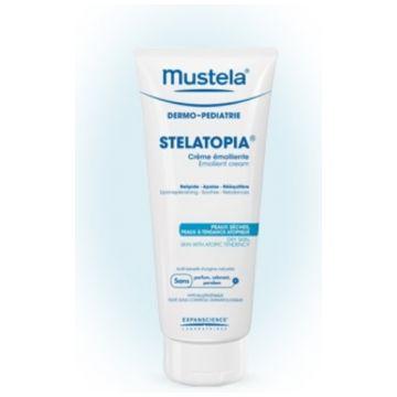 Крем-эмульсия MustelaКрем-эмульсия Mustela Stelatopia увлажняющая туба 200 мл<br>