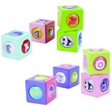 Игровой набор Fisher PriceИгровой набор Fisher Price Волшебные кубики CBL33, возраст от 6 месяцев<br><br>Возраст: от 6 месяцев