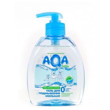 Гель для подмывания малыша Aqa BabyГель для подмывания малыша Aqa Baby 300 мл<br>