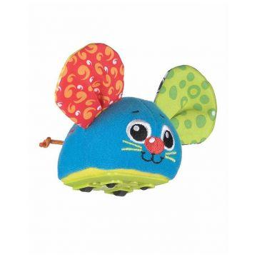 Игрушка инерционная PlayGroИгрушка инерционная PlayGro Мышка 0183037, возраст от 12 месяцев<br><br>Возраст: от 12 месяцев