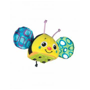 Игрушка инерционная PlayGroИгрушка инерционная PlayGro Пчелка 0183040, возраст от 12 месяцев<br><br>Возраст: от 12 месяцев