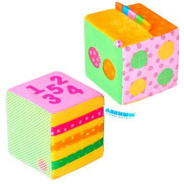 Игрушка МякишиИгрушка Мякиши «Математический кубик» 333, в упаковке 1 шт.<br><br>Штук в упаковке: 1