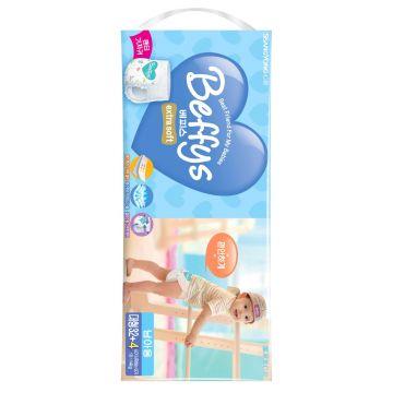 Трусики BeffysТрусики Beffys extra soft для мальчиков L (10-14 кг) 36 шт, в упаковке 36 шт., размер L<br><br>Штук в упаковке: 36<br>Размер: L