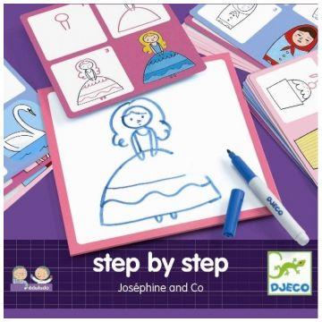 Игра настольная DjecoИгра настольная Djeco Жозефина и Ко, возраст от 3 лет<br><br>Возраст: от 3 лет