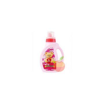 Жидкое средство для стирки детского белья Nissan Fa-Fa яблоко, флакон 1 л