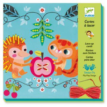 Набор для творчества DjecoНабор для творчества Djeco «Маленькие друзья», возраст от 3 лет<br><br>Возраст: от 3 лет