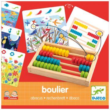 Настольная игра детская DjecoНастольная игра детская Djeco Счеты, возраст от 4 лет<br><br>Возраст: от 4 лет