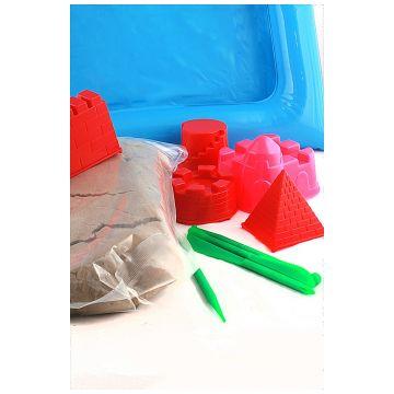 Игровой набор для лепки из песка LeFuturИгровой набор для лепки из песка LeFutur Замок LF2428, возраст с 3 лет<br><br>Возраст: с 3 лет