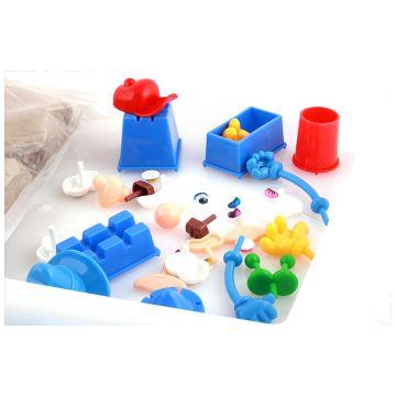 Игровой набор для лепки из песка LeFuturИгровой набор для лепки из песка LeFutur Монстр LF2429, возраст с 3 лет<br><br>Возраст: с 3 лет