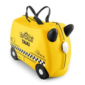 Чемодан Trunki на колесиках таксист Тони