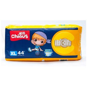 Трусики ChiausТрусики Chiaus размер XL (13-18 кг) 44 шт, в упаковке 44 шт., размер XL (BIG)<br><br>Штук в упаковке: 44<br>Размер: XL (BIG)