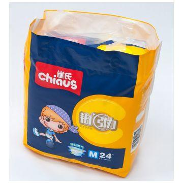 Трусики ChiausТрусики Chiaus размер M (6-11 кг) 24 шт, в упаковке 24 шт., размер M<br><br>Штук в упаковке: 24<br>Размер: M