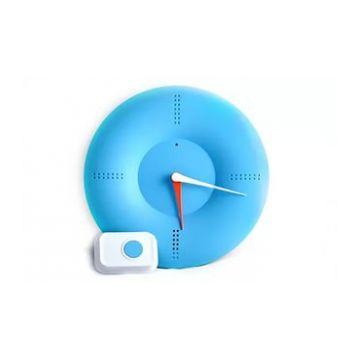 Часы LeFuturЧасы - дверной звонок LeFutur  голубой LF19423<br>