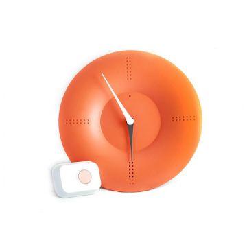 Часы LeFuturЧасы - дверной звонок LeFutur оранжевый LF19423<br>