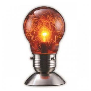 Светильник настольный LeFutur Лампа оранжевый