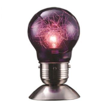 Светильник настольный LeFutur Лампа фиолетовый