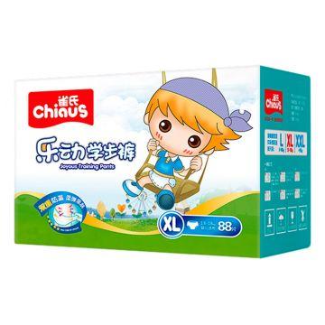 Трусики ChiausТрусики Chiaus Непоседа размер XL (13-18 кг) 88 шт  (mega box), в упаковке 88 шт., размер XL (BIG)<br><br>Штук в упаковке: 88<br>Размер: XL (BIG)