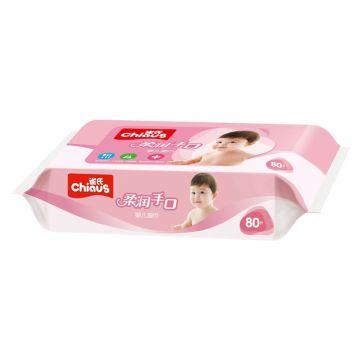 Салфетки детские влажные ChiausВлажные салфетки Chiaus Лаванда 80 шт, в упаковке 80 шт.<br><br>Штук в упаковке: 80
