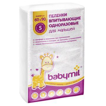 Пеленки впитывающие SeniПеленки Seni Soft Basic 60-90 см, впитываемость 900 мл  (30 шт), в упаковке 30 шт.<br><br>Штук в упаковке: 30