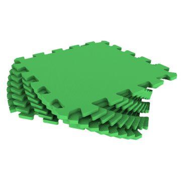 Мягкий пол Тойс лэнд универсальный 33*33 зеленыйМягкий пол Тойс лэнд универсальный 33*33 зеленый<br>