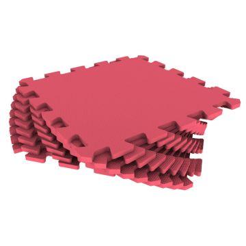 Мягкий пол Тойс лэнд универсальный 33*33 красныйМягкий пол Тойс лэнд универсальный 33*33 красный<br>