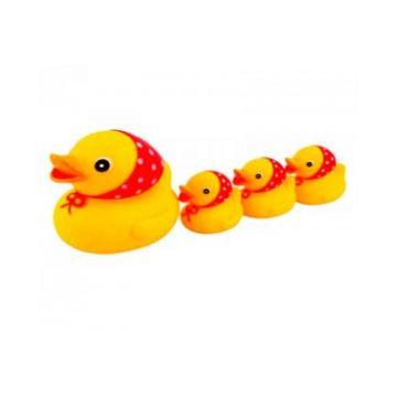 Игрушка для ванной Курносики Семейка уточкиИгрушка для ванной Курносики Семейка уточки<br>