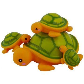 Игрушка для ванной Курносики Семейка черепашкиИгрушка для ванной Курносики Семейка черепашки<br>