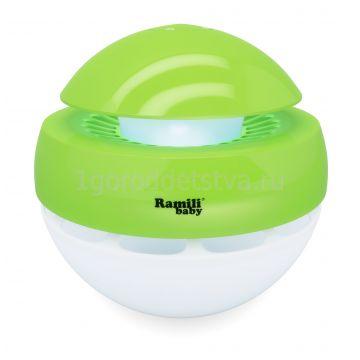 Ультразвуковой увлажнитель воздуха для детской Ramili Baby AH770Ультразвуковой увлажнитель воздуха для детской Ramili Baby AH770<br>