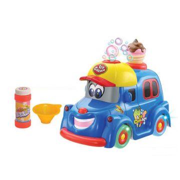 Игрушка BAIRUN пускающая мыльные пузыри Автомобиль