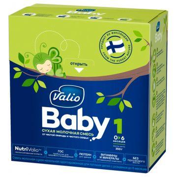 Молочная смесь Valio Baby 1 с рождения 6 мес., 350 грМолочная смесь Valio Baby 1 с рождения 6 мес., 350 гр<br>