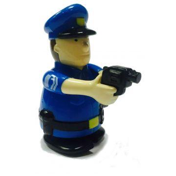 Игрушка заводная Hans NoveltyИгрушка заводная Hans Novelty Отважный полицейский, возраст от 3 лет<br><br>Возраст: от 3 лет