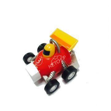 Игрушка гоночный инерционный Hans NoveltyИгрушка гоночный инерционный Hans Novelty автомобиль Фридж, возраст от 3 лет<br><br>Возраст: от 3 лет