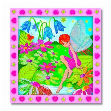 Мозаика Melissa and DougМозаика Melissa and Doug Цветочный сад, возраст от 5 лет<br><br>Возраст: от 5 лет