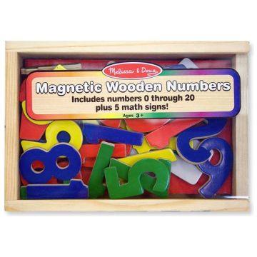 Магнитные игры Melissa and DougМагнитные игры Melissa and Doug Цифры 37штук, возраст от 3 лет<br><br>Возраст: от 3 лет